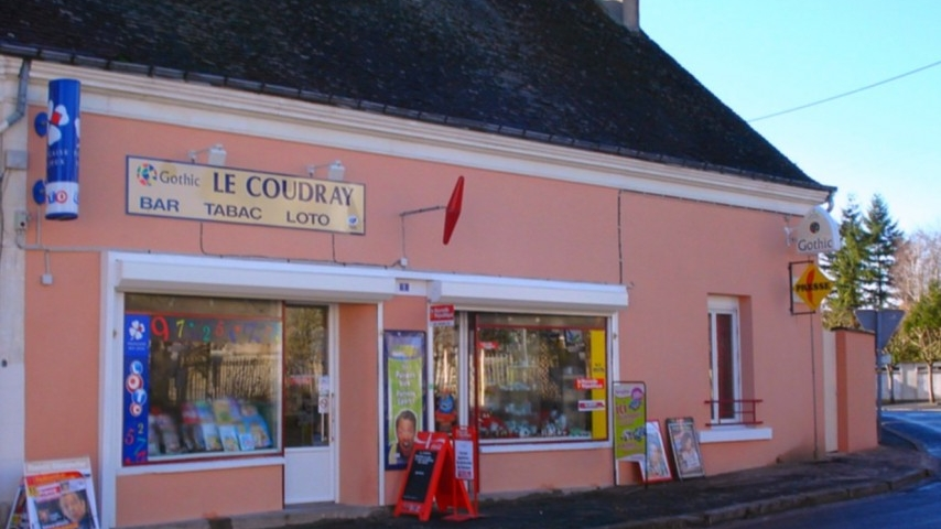 bar tabac le coudray