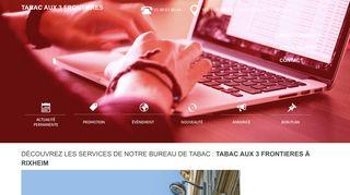 TABAC AUX 3 FRONTIERES